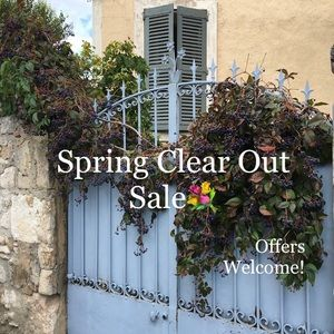 Spring Clear Out Sale!💐